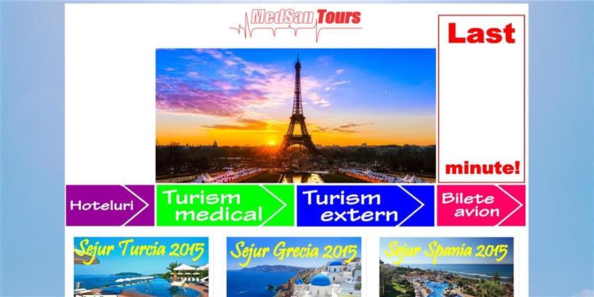 MedSan Tours