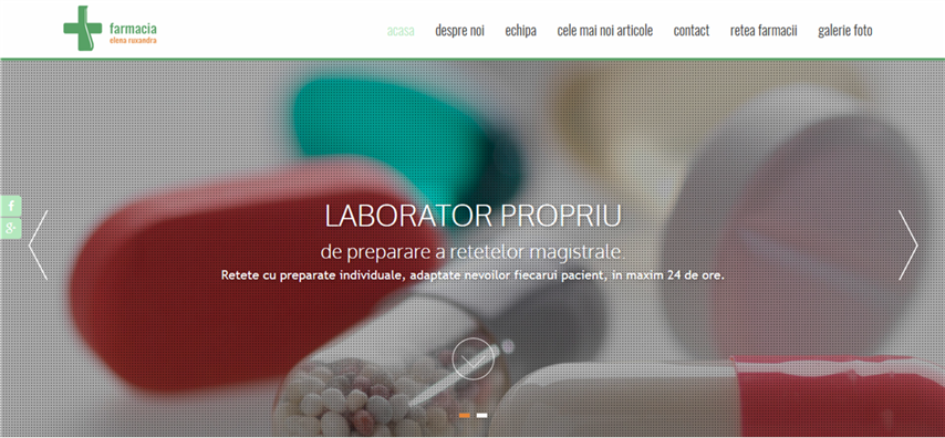 Farmacia Elena Ruxandra